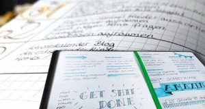 journaling inspiration session